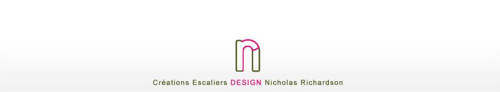 Création Escaliers DESIGN Nicolas Richardson